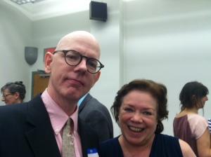 Joseph Goodrich & Jane Cleland