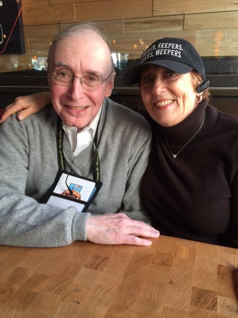 Bob and Sandra Levinson