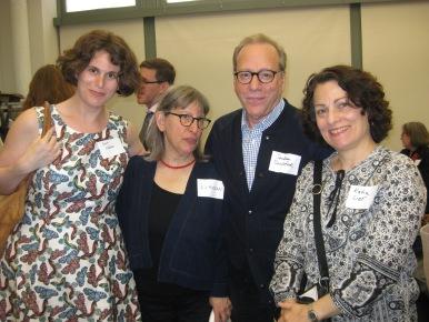 Sarah Weinman, S. J. Rozan, Jonathan Santlofer, and Katia Lief