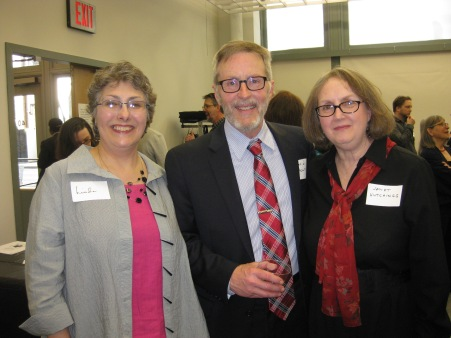 Linda Landrigan, David Dean, and Janet Hutchings