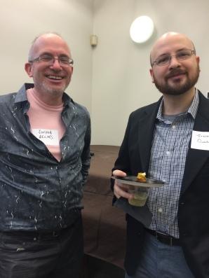 Joshua Bilmes and Trevor Quachri