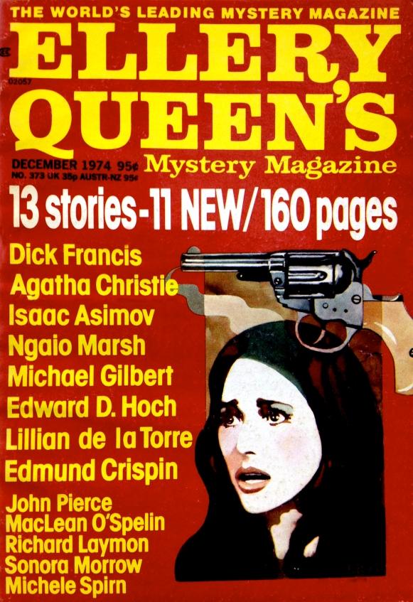 Cover art, 1974.