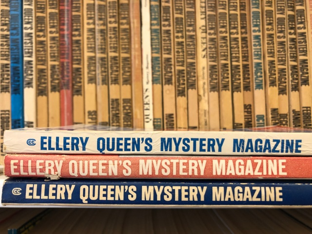 SOMETHING IS GOING TO HAPPEN | The editor of EQMM and guests